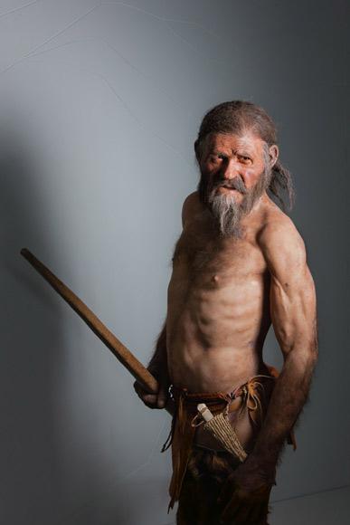 """""""Lời nguyền"""" của xác ướp 5300 năm bí ẩn - 5"""