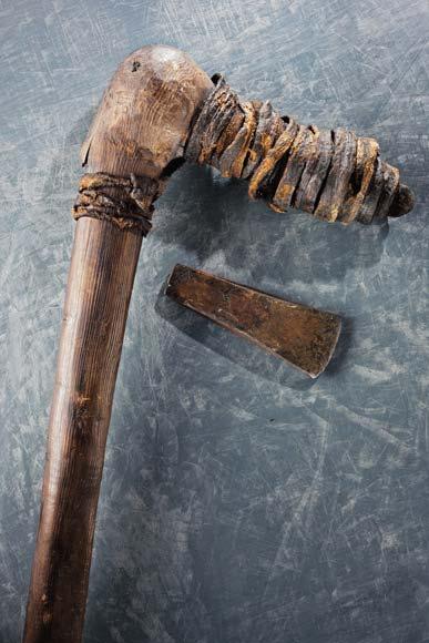 """""""Lời nguyền"""" của xác ướp 5300 năm bí ẩn - 13"""