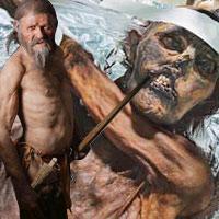 """""""Lời nguyền"""" của xác ướp 5300 năm bí ẩn"""