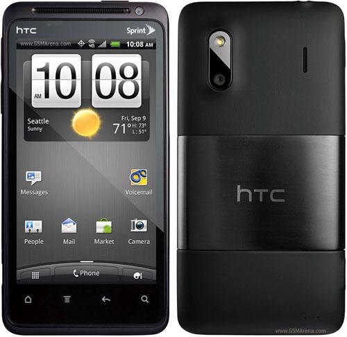 HTC EVO Design 4G giá tầm trung - 1