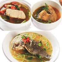 Ba món canh cá đủ ngon cho bạn trổ tài