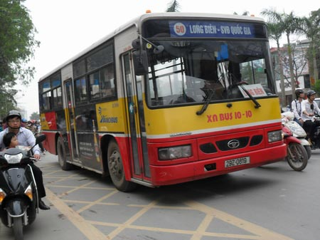Điểm mặt những hung thần lái xe buýt - 4