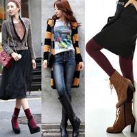 3 kiểu giày bốt bạn cần mua ngay!