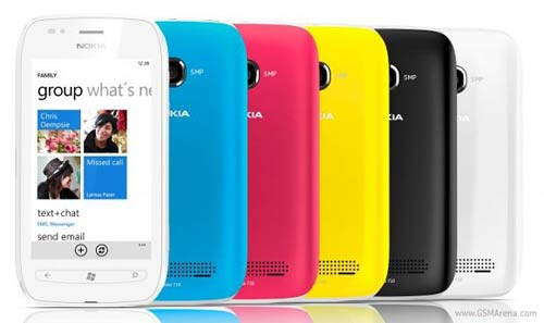Nokia Lumia 710 smartphone giá mềm - 1
