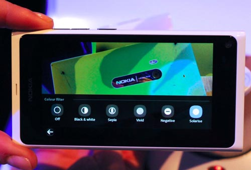 Công bố Nokia N9 màu trắng - 4