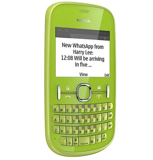 Nokia Asha 200, 201, 300, 303 giá rẻ trình làng - 3