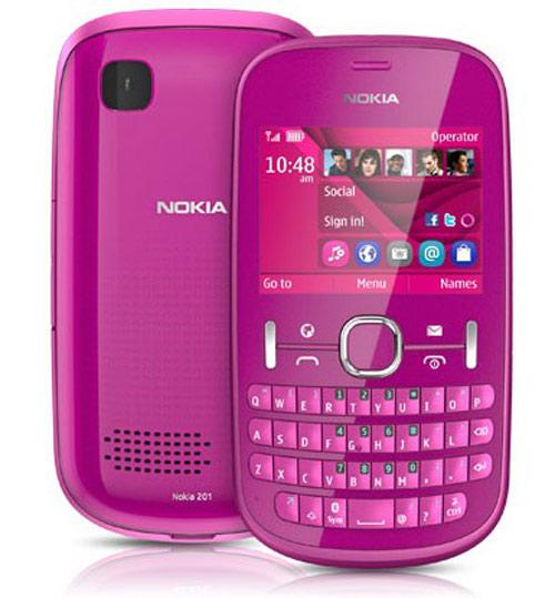 Nokia Asha 200, 201, 300, 303 giá rẻ trình làng - 4