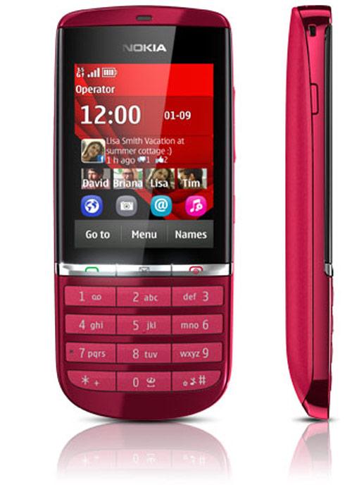 Nokia Asha 200, 201, 300, 303 giá rẻ trình làng - 2