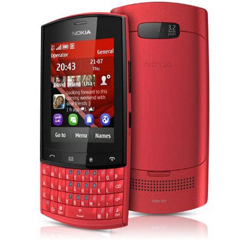 Nokia Asha 200, 201, 300, 303 giá rẻ trình làng - 1