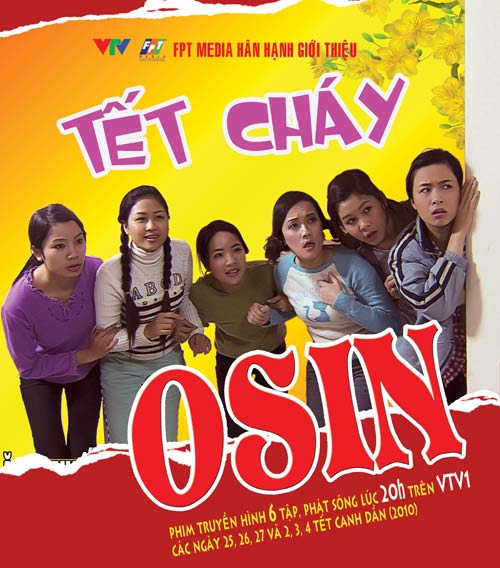 Bi hài hình ảnh Osin trong phim - 8