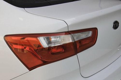 Báo giá Kia Rio 2012 sedan - 10