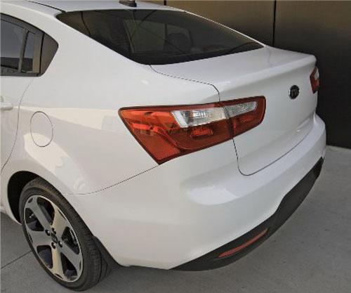 Báo giá Kia Rio 2012 sedan - 11