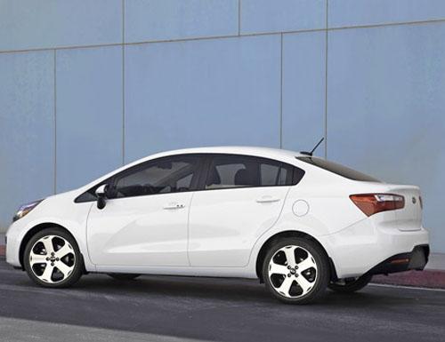Báo giá Kia Rio 2012 sedan - 3