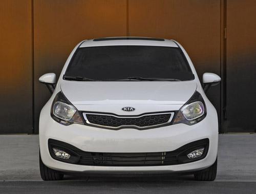 Báo giá Kia Rio 2012 sedan - 6
