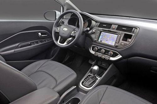 Báo giá Kia Rio 2012 sedan - 9