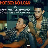 """Hotboy nổi loạn """"hốt"""" hơn 1 tỉ mỗi ngày"""