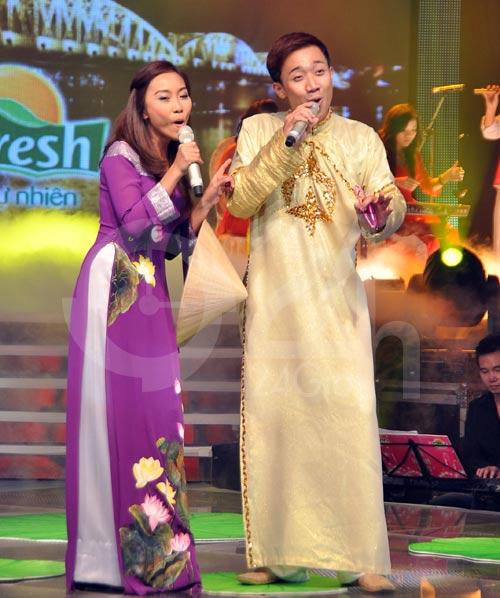 Đoan Trang hát dân ca, Trấn Thành đọc rap - 4
