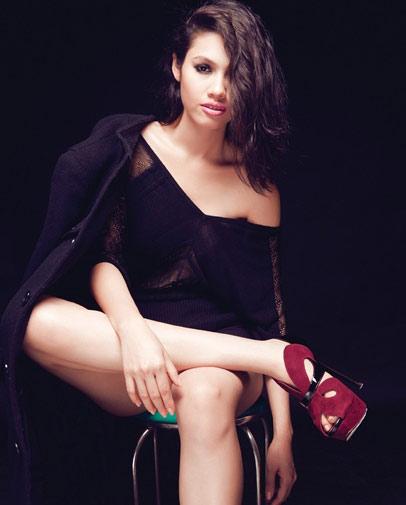 """Hoàng My: """"Sexy nhất khi mặc đồ lót"""" - 3"""