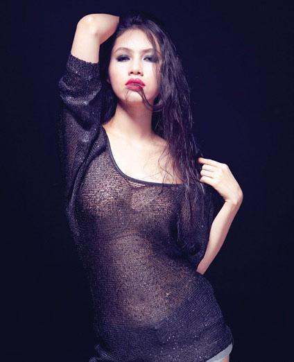 """Hoàng My: """"Sexy nhất khi mặc đồ lót"""" - 2"""