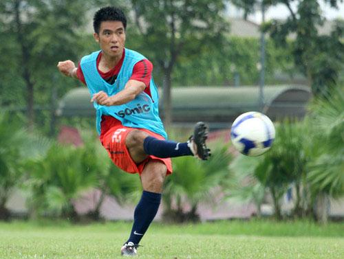 U23 Việt Nam gút danh sách đi Indonesia - 1