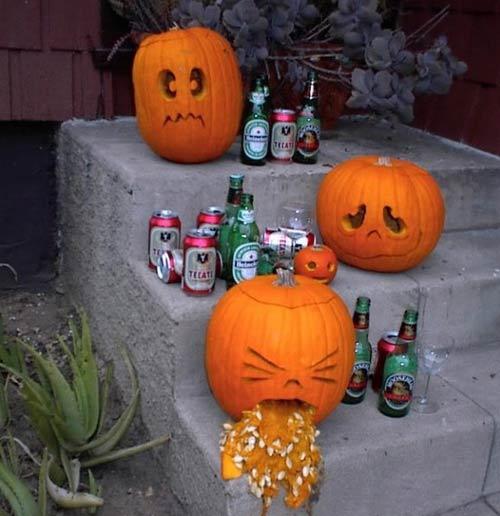 Những hình ảnh Halloween 2012 - 1
