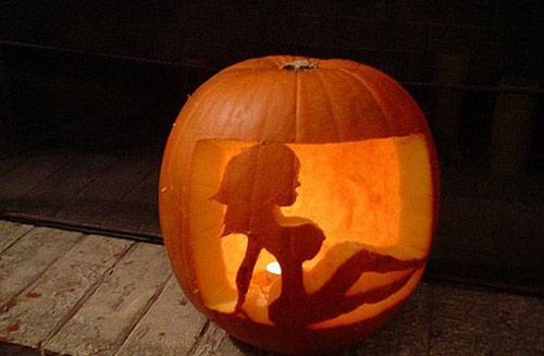 Những hình ảnh Halloween 2012 - 2
