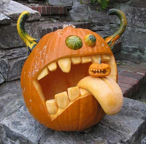 Những hình ảnh Halloween 2012 - 5