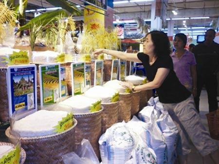 Gạo Việt Nam lên ngôi - 1