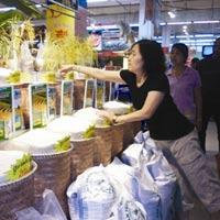 Gạo Việt Nam lên ngôi