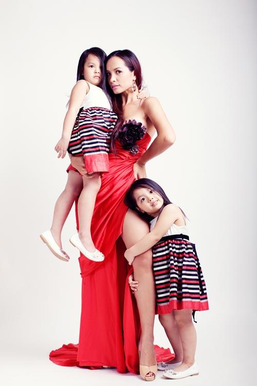 Con gái Thúy Hạnh sành điệu không kém mẹ - 9