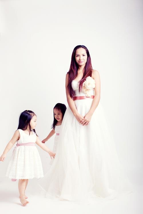 Con gái Thúy Hạnh sành điệu không kém mẹ - 14