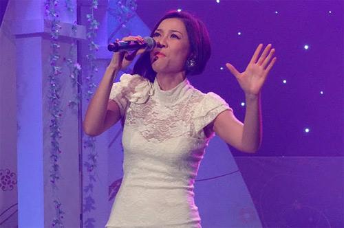 Thu Minh tưởng niệm cố nhạc sĩ Nguyễn Nam - 3