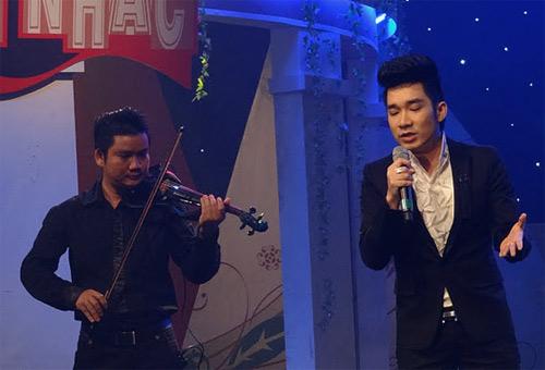 Thu Minh tưởng niệm cố nhạc sĩ Nguyễn Nam - 13