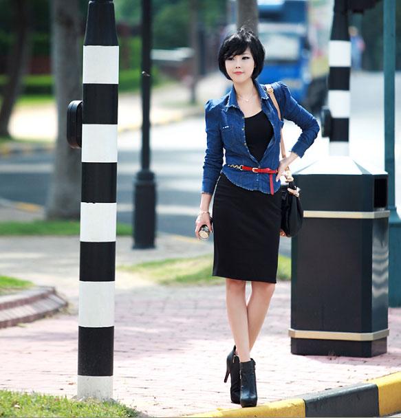 Phong cách Hàn ở văn phòng công sở Việt - 9