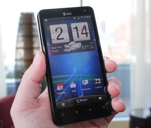 AT&T tung bộ đôi smartphone 4G LTE - 1