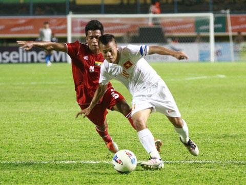 Video U23 VN - U23 Myanmar: Nỗ lực - 1
