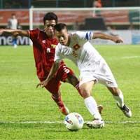 Video U23 VN - U23 Myanmar: Nỗ lực