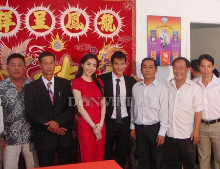 Công Vinh, Thủy Tiên sẽ kết hôn năm 2013 - 1