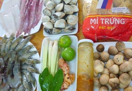 Lẩu Thái chua cay - hấp dẫn khó cưỡng - 1