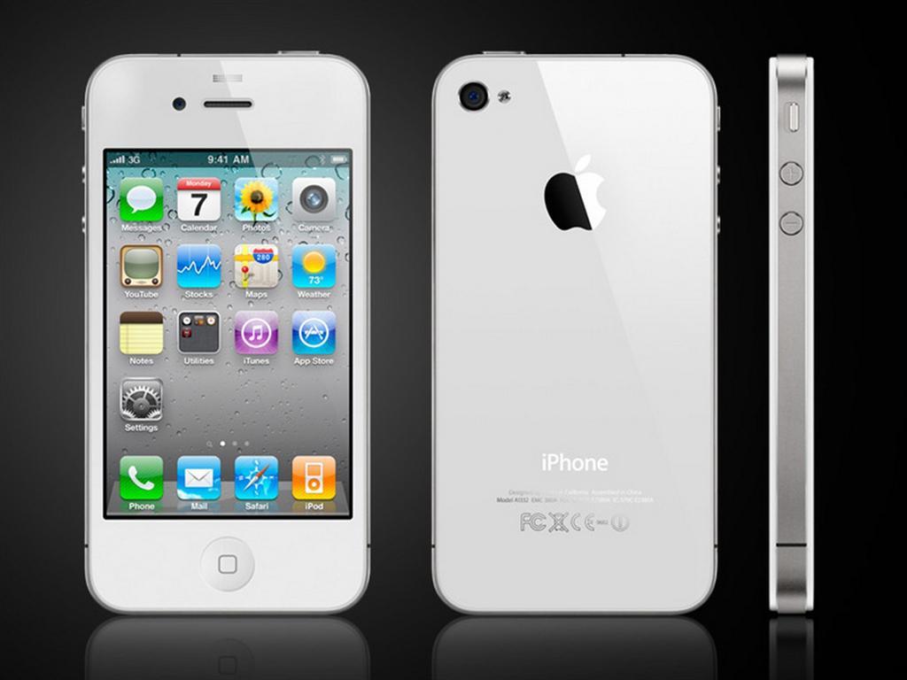 Iphone 4 16GB Phiên bản quốc tế (Black) Giá giờ vàng: 15 ...
