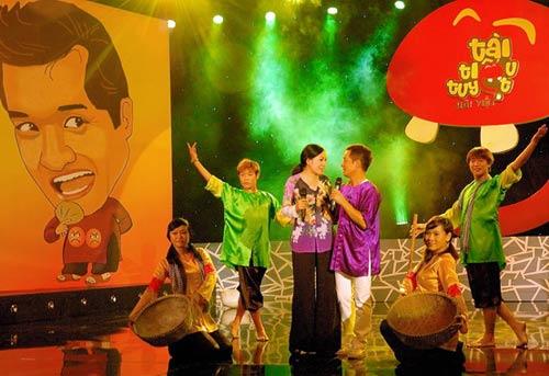 """Minh Nhí """"đại náo"""" Tài – Tiếu – Tuyệt - 10"""