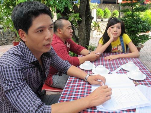 """Bình Minh """"lừa tình"""" Elly Trần - 9"""