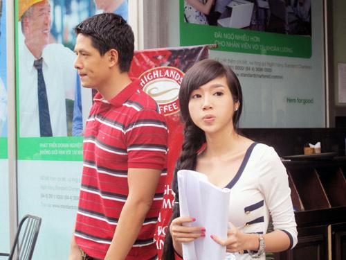 """Bình Minh """"lừa tình"""" Elly Trần - 10"""