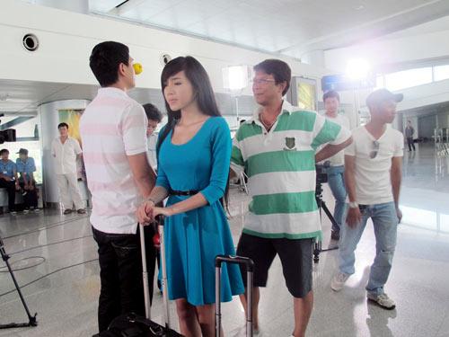 """Bình Minh """"lừa tình"""" Elly Trần - 2"""