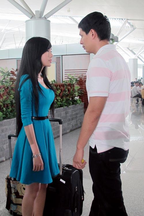 """Bình Minh """"lừa tình"""" Elly Trần - 3"""