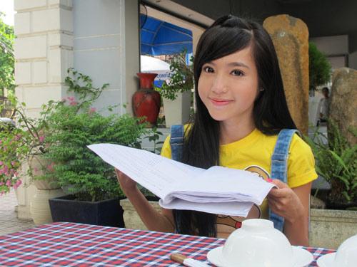 """Bình Minh """"lừa tình"""" Elly Trần - 12"""