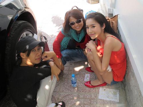 """Bình Minh """"lừa tình"""" Elly Trần - 14"""