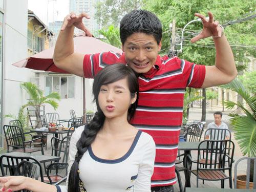 """Bình Minh """"lừa tình"""" Elly Trần - 16"""