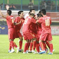 Chiều nay, U23 Việt Nam – U23 Brunei: Xả súng