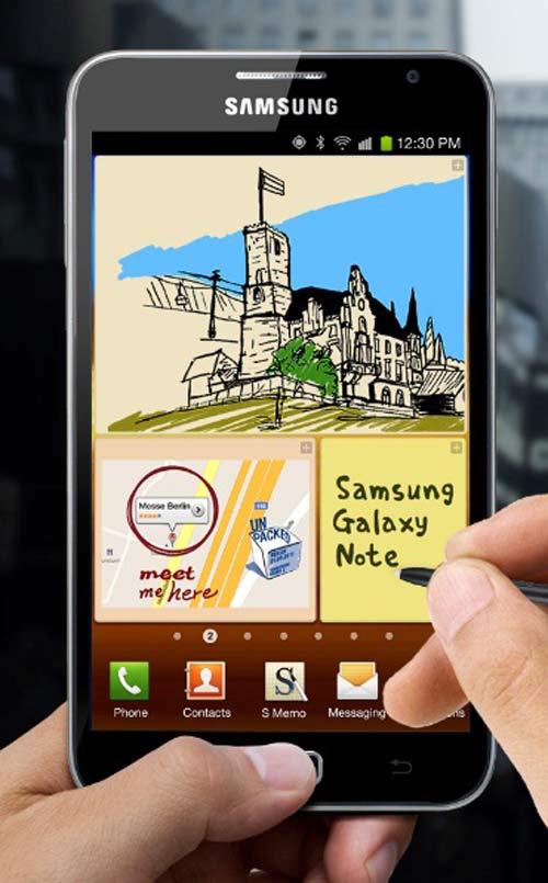 Đánh giá Galaxy Note tại Việt Nam giá 18,5 triệu đồng - 1